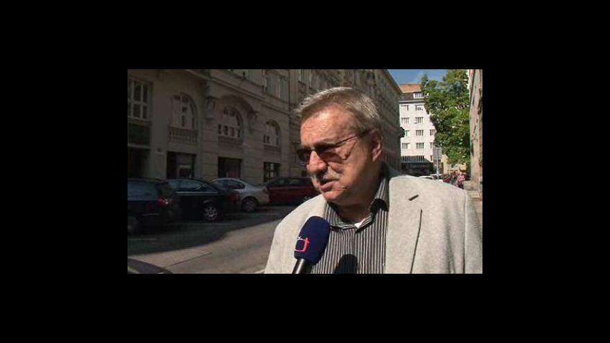Video Prorektor JAMU Václav Cejpek o vzniku nového studentského divadla