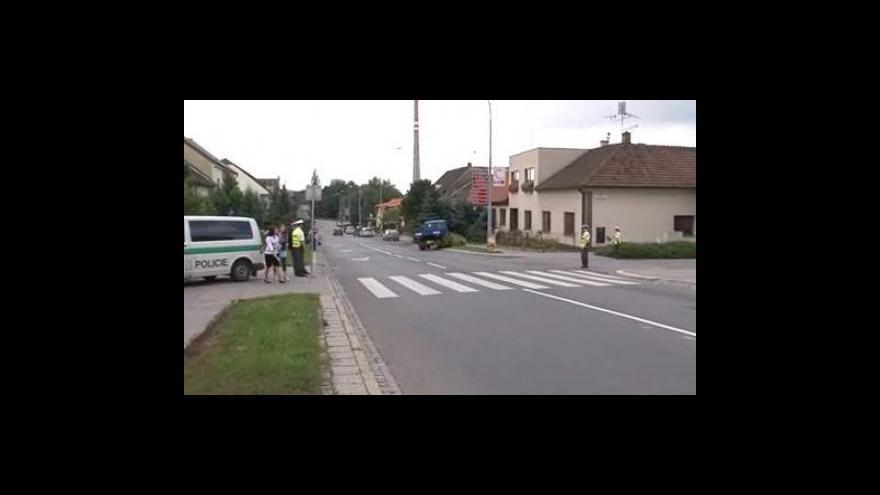 Video Obyvatelé Brna-Obřan o přechodech v obci