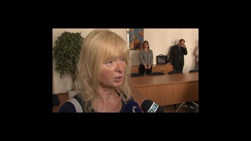 Video Předsedkyně petičního výboru Jana Pálková o cílech petice