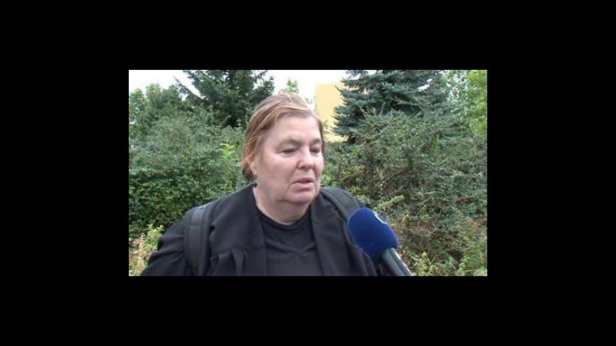 Video Sylvie Trenčanská, majitelka odtažené Škody 120