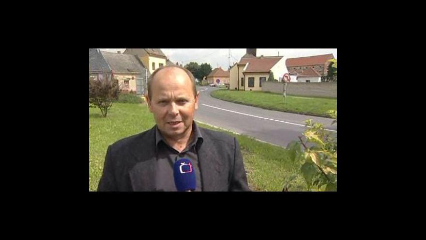Video Starosta Vlastimil Vaněk (ODS) o současné dopravní situaci v Uherském Ostrohu