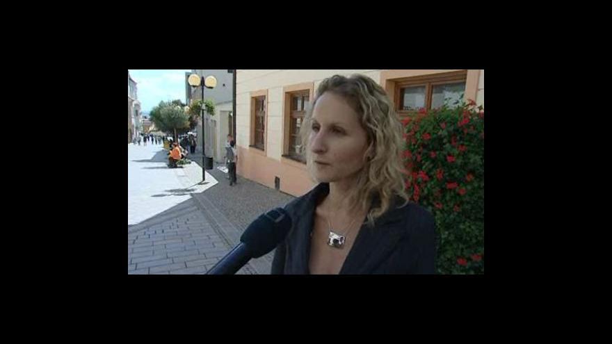 Video Komentář mluvčí znojemské radnice Denisa Šipošová