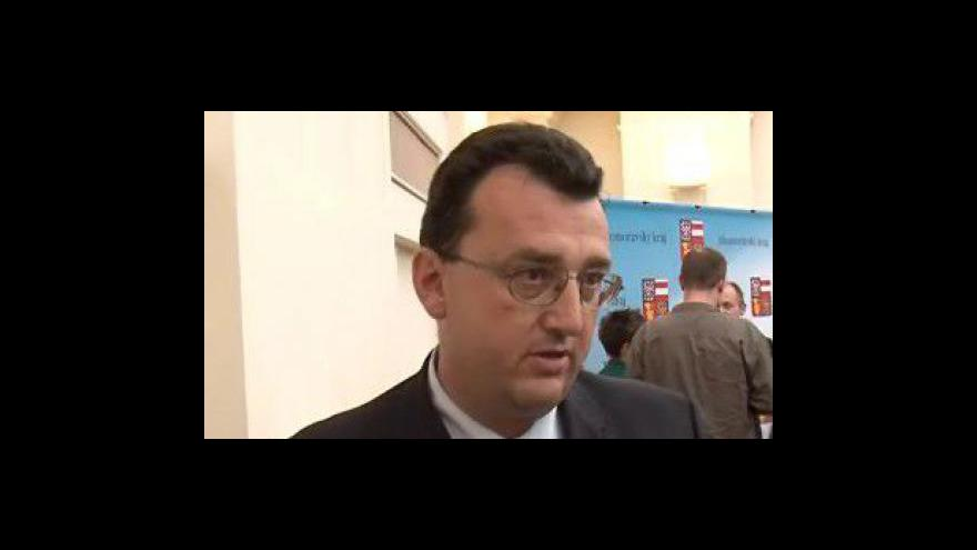 Video Vyjádření Jiřího Jandy (ČSSD), radního Jihomoravského kraje