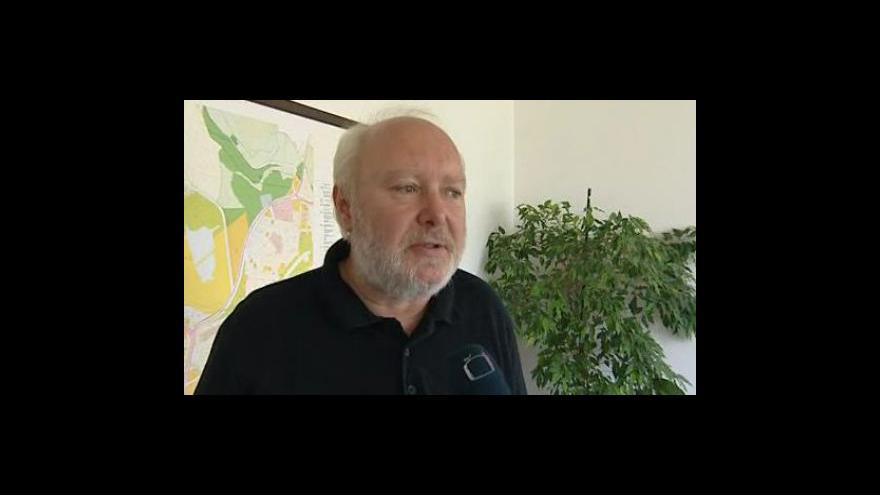 Video Starosta MČ Vinohrady Jiří Čejka (ČSSD) o výstavbě sportovně rekreačního areálu