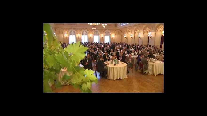 Video NO COMMENT: Vyhlášení soutěže Vinař roku 2010