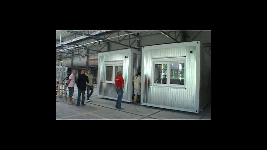 Video Starosta Holešova Zdeněk Janalík o novém bydlení