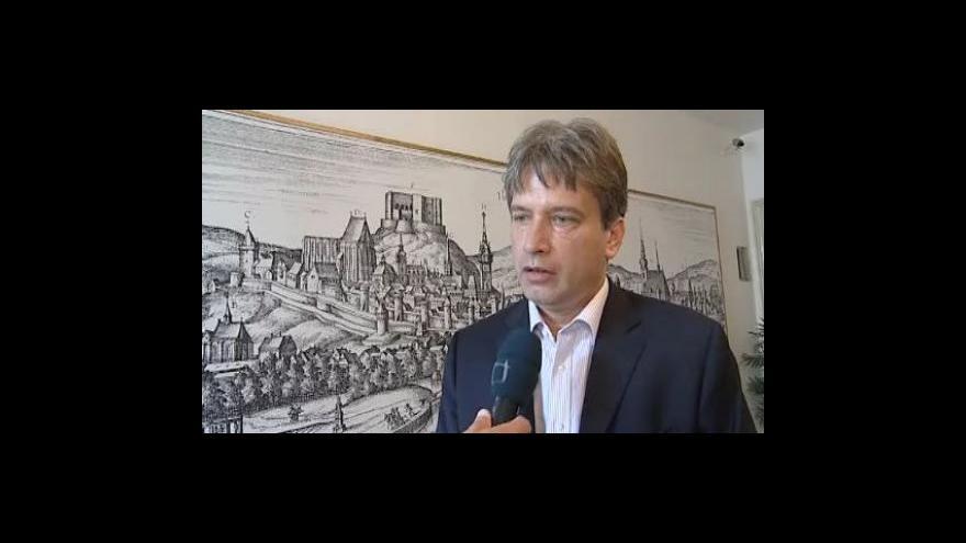Video Brněnský primátor Roman Onderka (ČSSD) o financování nového nádraží