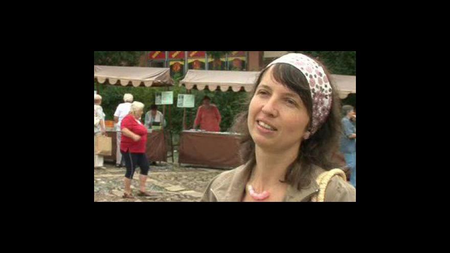 Video Tišnovské trhy