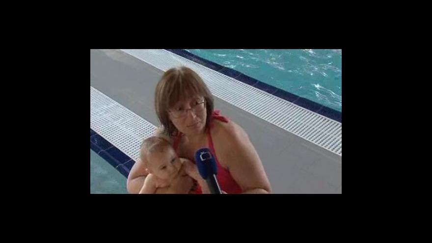 Video Anketa: Kaluže návštěvníkům pobyt v aquparku znepříjemňují