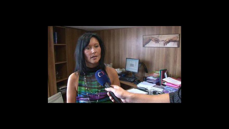 Video Lenka Taie Kolaříková, ředitelka brněnského pracoviště Úřadu pro zastupování státu ve věcech majetkových