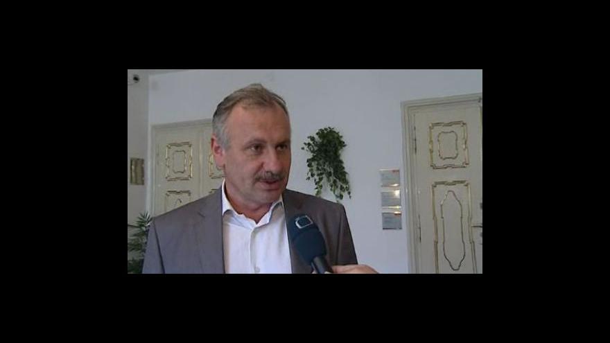 Video Vyjádření náměstků primátora města Brna Ladislava Macka (ČSSD) a Martina Andera (SZ)