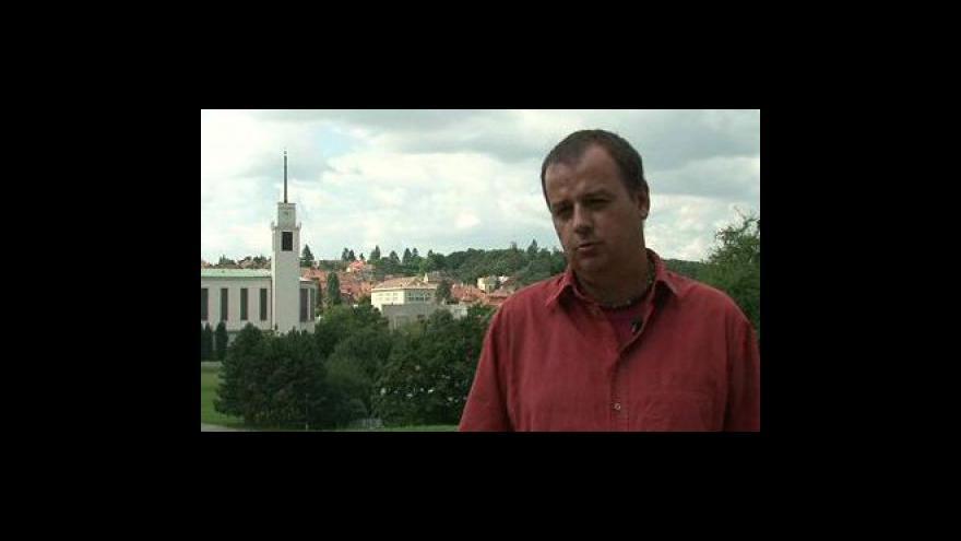 Video ředitel brněnské hvězdárny Jiří Dušek o jevu
