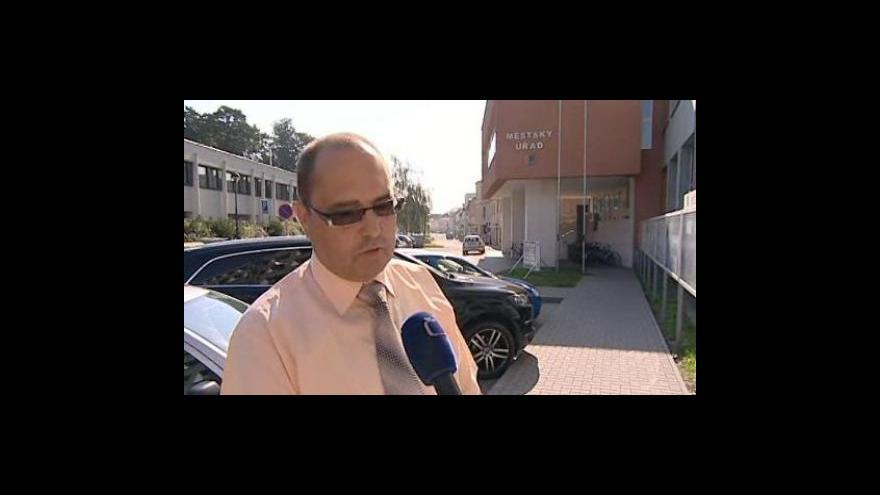 Video Tajemník MÚ v Prostějově Lubomír Baláš o využívání služeb úředníků