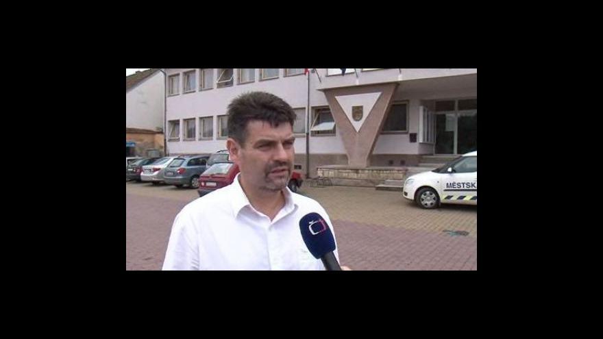 Video Vyjádření starosty Oslavan Víta Aldorfa (ODS)