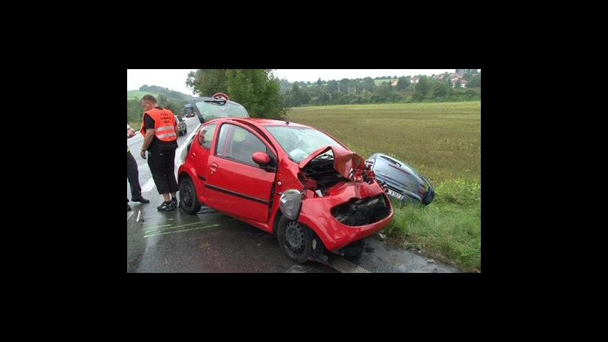 Video Nehoda u Svitávky