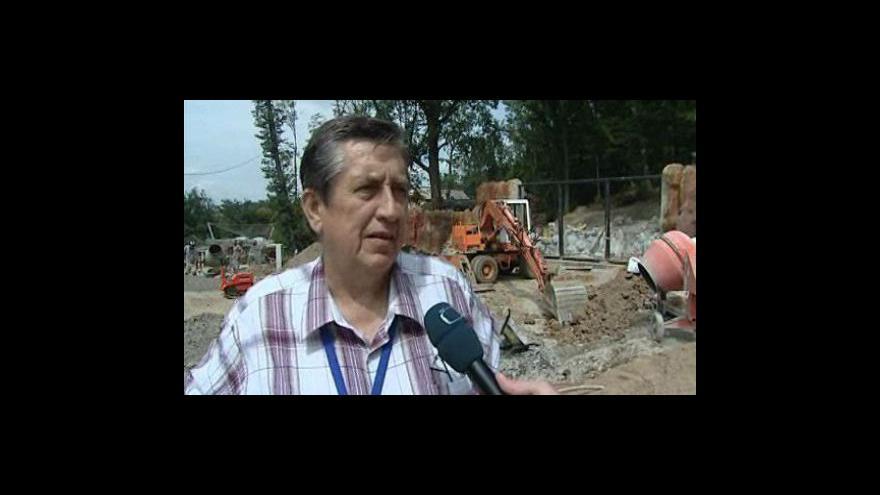Video Zoolog zahrady Bohumil Král o novém pavilonu
