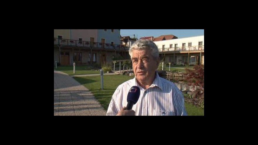 Video Kritika bývalého starosty Bořetic Václava Petráska
