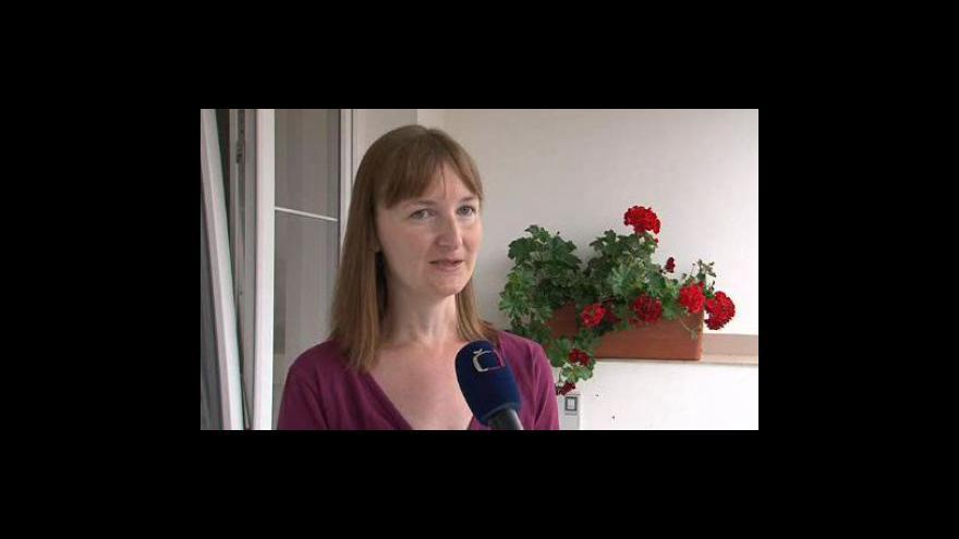 Video Magda Kalová, předsedkyně Občanského sdružení Pramínek