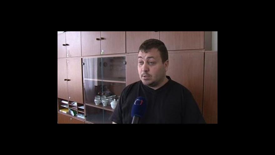 Video Rozhovor s Ladislavem Ptáčkem z Oddělení sociální prevence a pomoci