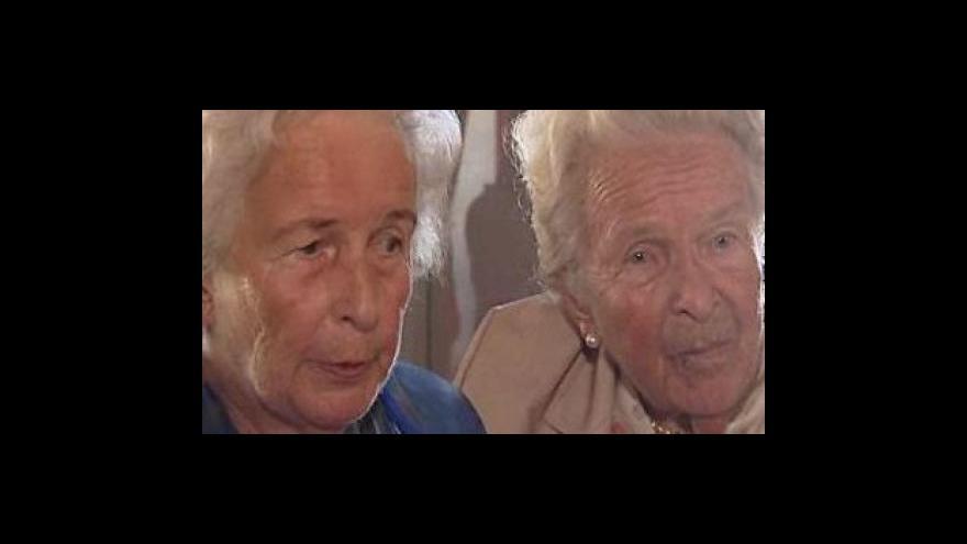 Video Sestry Salmovy o korunovační knížecí koruně ve Valticích