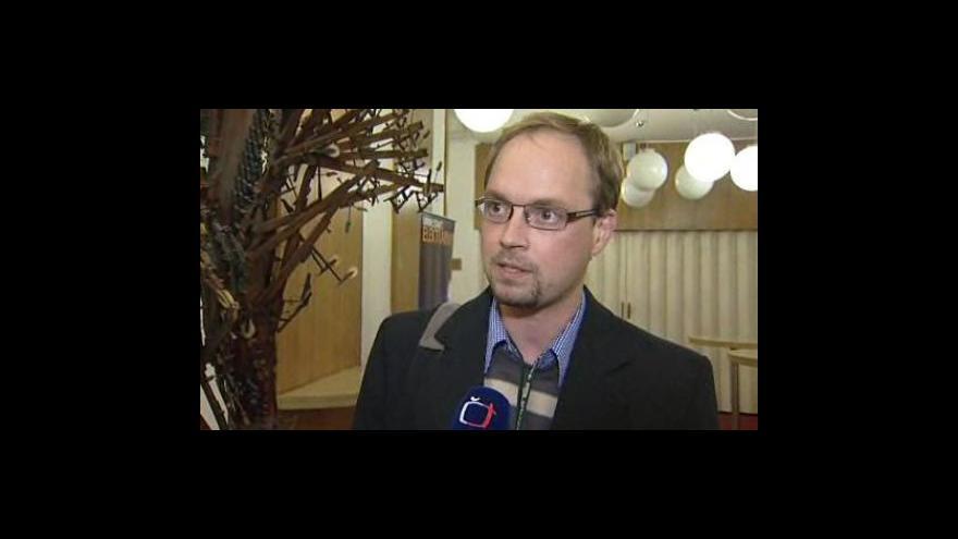 Video Místopředseda občanského sdružení Memoria Petr Slinták o podobě budoucí expozice