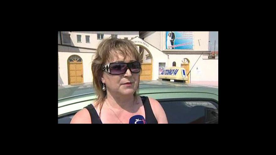 Video Vyjádření majitelky autoškoly Ireny Růžičkové