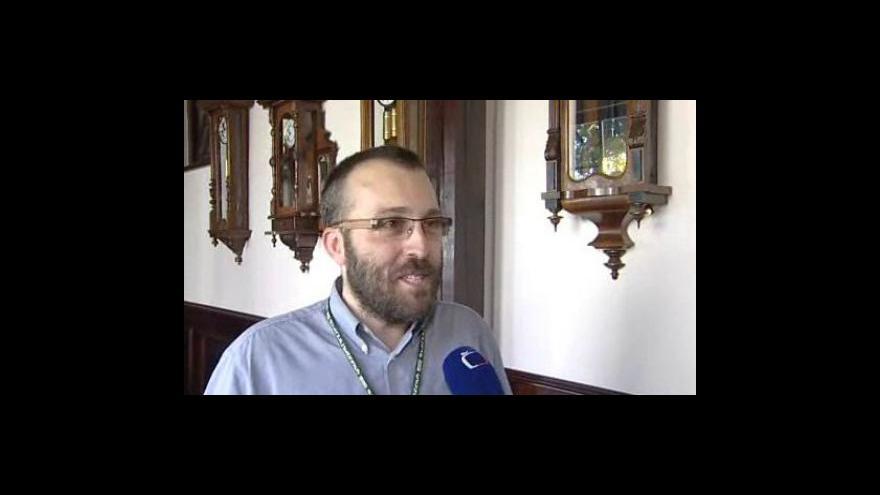 Video Rozhovor s předsedou Asociace českých filmových klubů Petrem Korčem