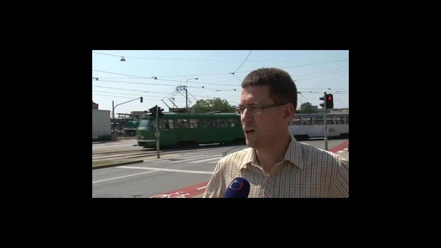 Video Rozhovor s odborníkem na cyklostezky Lubošem Kalou, Nadace Partnerství