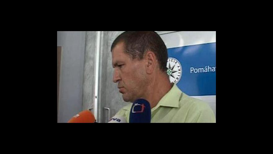 Video Kriminalista Antonín Hrdlička k případu