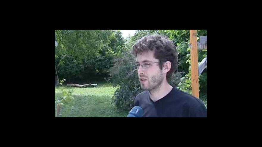 Video Jiří Koželouh z hnutí Nesehnutí o důvodech přerušení stavby soudem