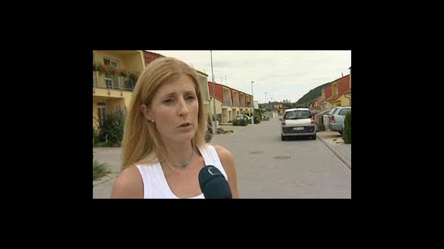 Video Petra Štěrbáková-Täuberová, členka organizace Klidné Ivanovice