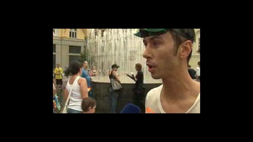 Video Organizátor akce Jiří Kašpar