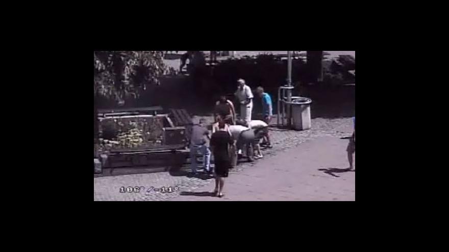 Video Záběry Městské policie Zlín