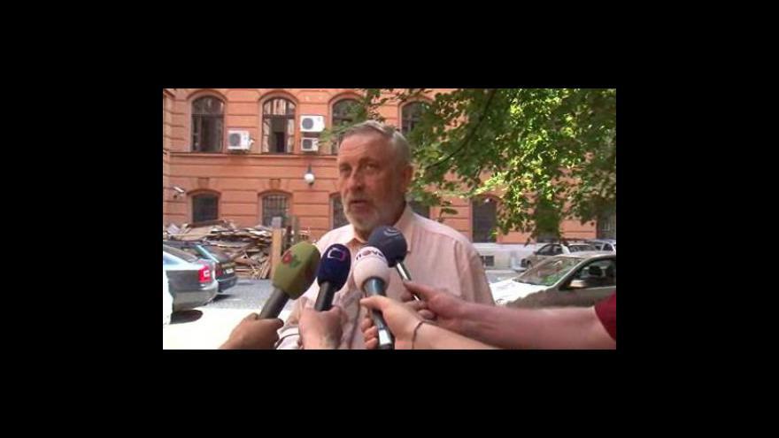 Video Obhájce Jiřího Miškecha Milan Staněk