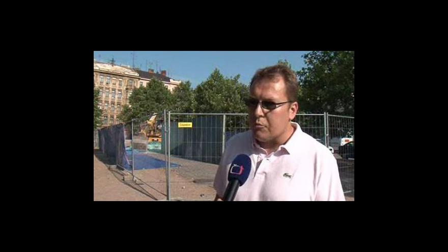 Video Daniel Makovský o odstraňování památníku