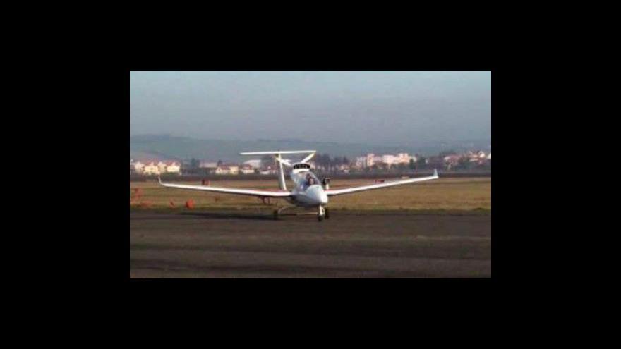 Video Letoun Marabu - archivní záběry