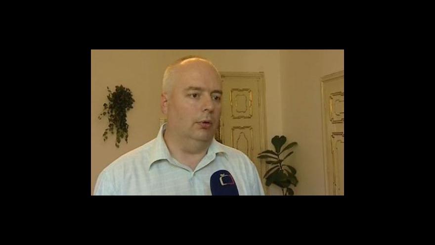 Video Náměstek primátora Brna Oliver Pospíšil (ČSSD) o plánované výstavbě podzemních garáží