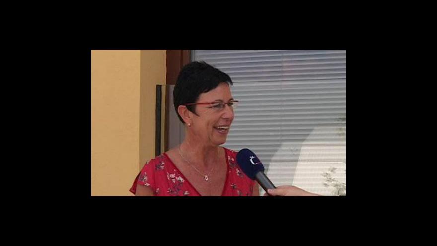 Video Ivana Majíčková (nez.), místostarostka Kunovic