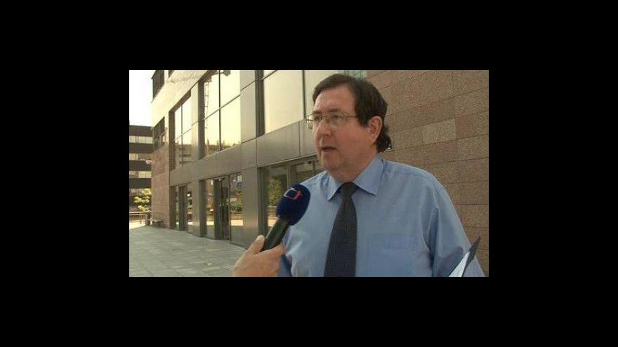 Video Vladimír Kutnohorský, mluvčí MSZ v Brně