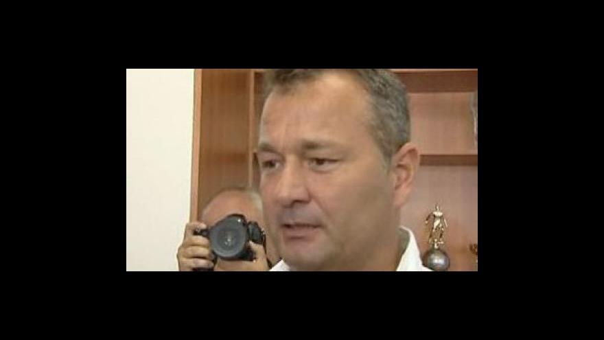 Video Kriminalista Pavel Kříž o lupičích, kteří přepadli pět finančních ústavů