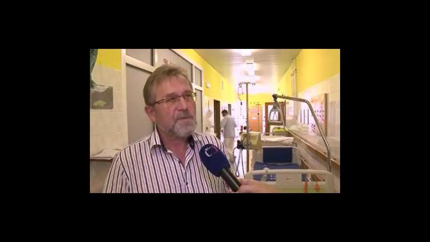 Video Rozhovor s Karlem Doležalem, ředitelem Úrazové nemocnice Brno