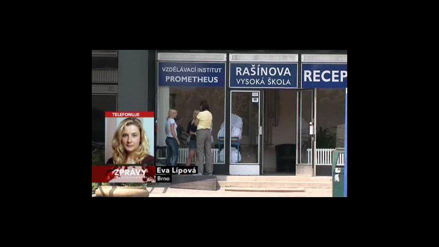 Video Eva Lípová o závěrech Akreditační komise