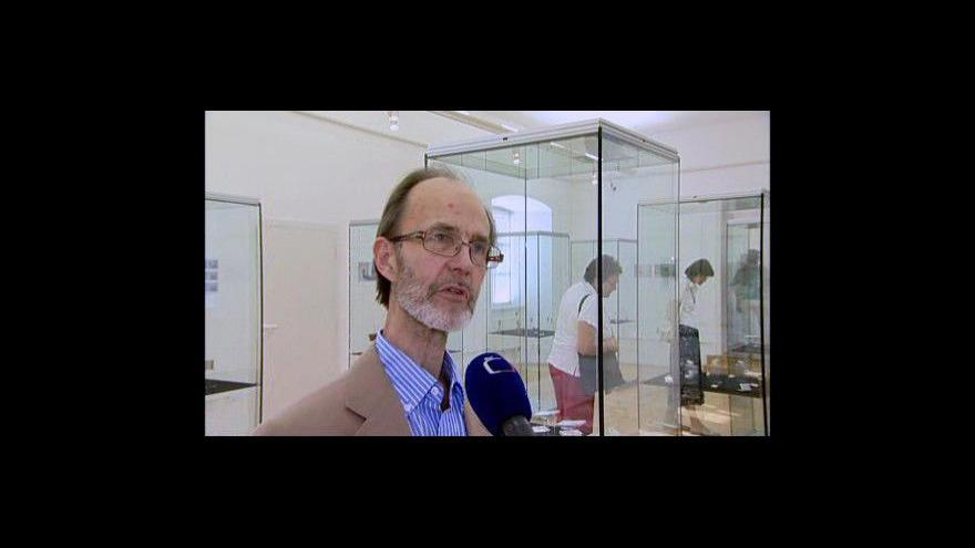 Video Rozhovor se šperkařem Karlem Bartošíkem