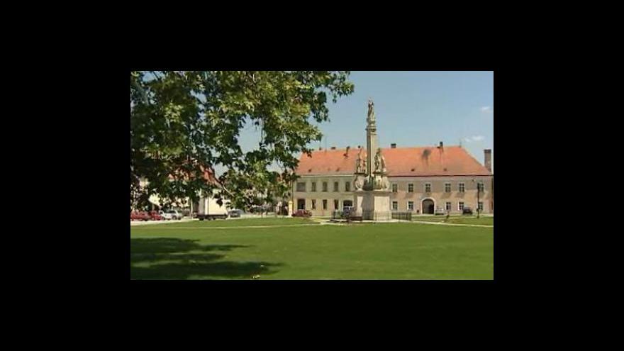 Video NO COMMENT - Proměna valtického náměstí