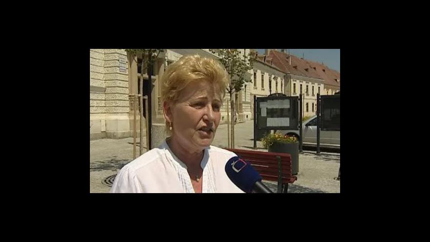 Video Terezie Lvová (ODS), starostka Valtic