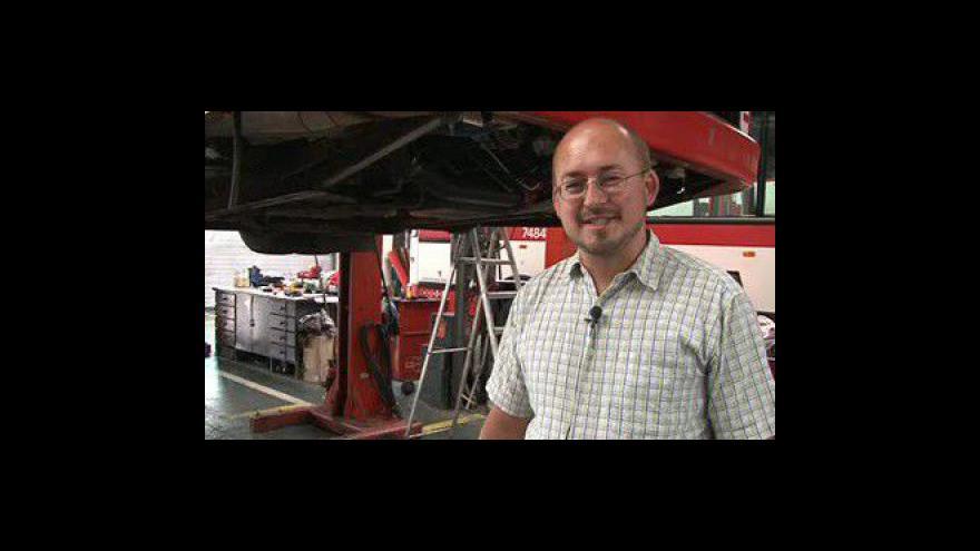 Video Michal Vojtíšek z Technické univerzity v Liberci vysvětluje cíl projektu