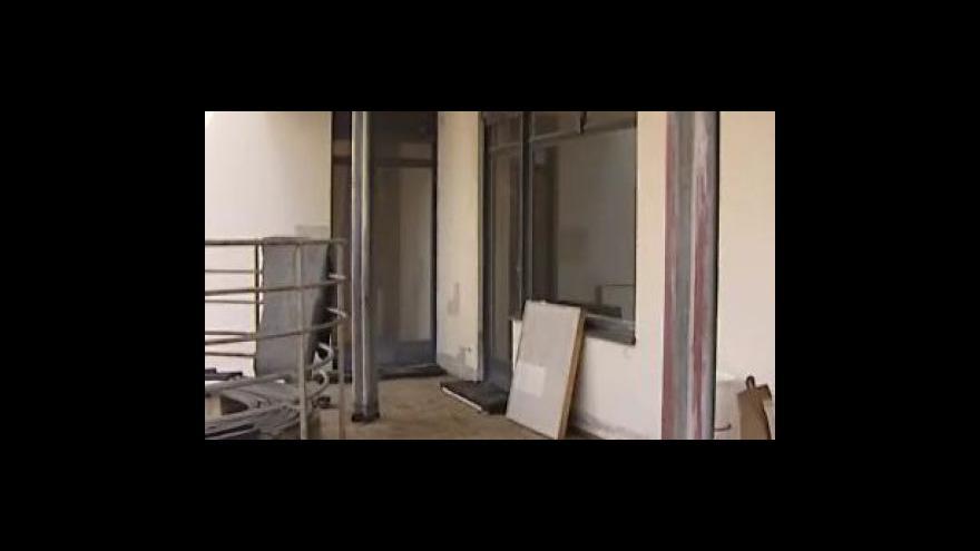 Video Iveta Černá, vedoucí vily Tugendhat, o opravě vily