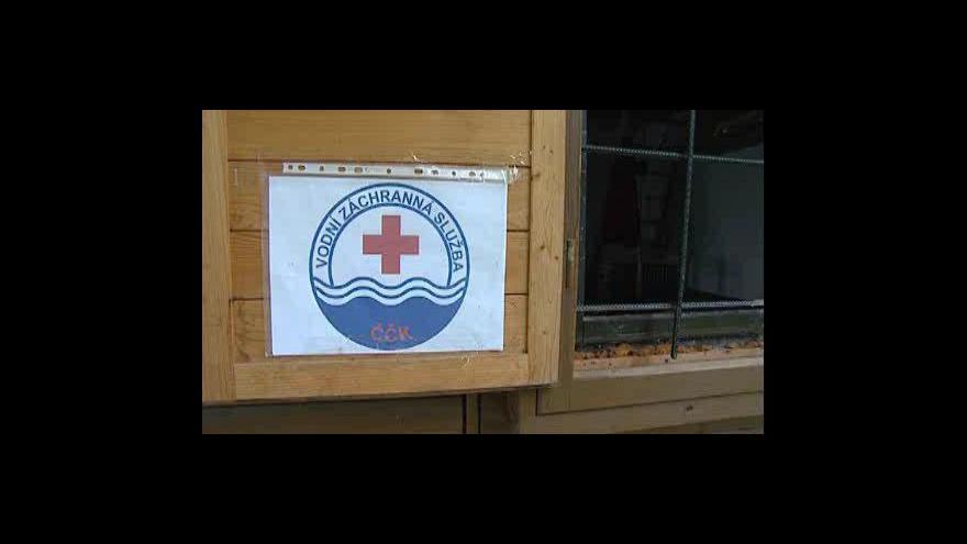 Video Aleš Trtil, člen vodní záchranné služby Českého červeného kříže