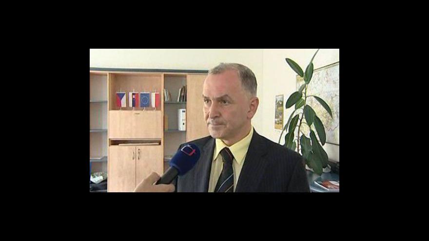 Video Bývalý hejtman a možný budoucí koaliční partner Stanislav Juránek (KDU-ČSL) k souběhu funkcí