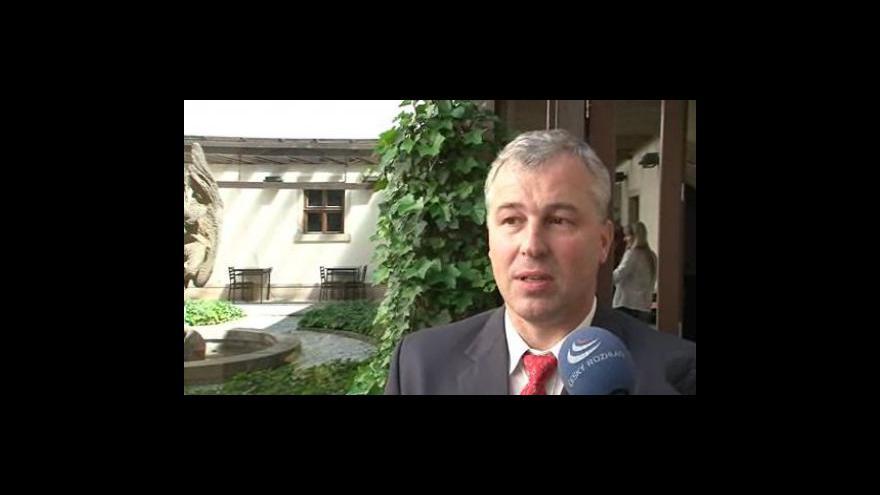 Video Rozhovor s národním koordinátorem digitalizace Zdeňkem Duspivou